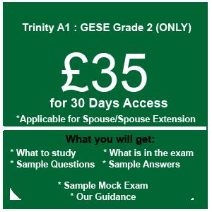 trinity a1- membership