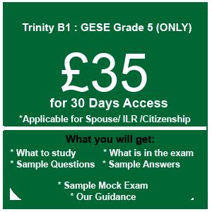 trinity b1- membership