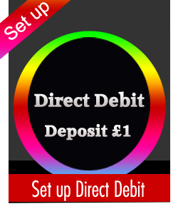 set updirect debit